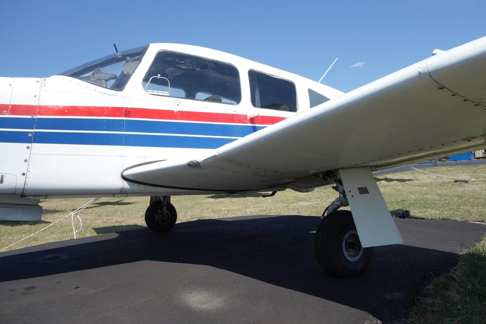 1978 Piper Arrow III ~ FOR SALE at Princeton Airport ~ Contact Ken Nierenberg at 609-731-4628 for details