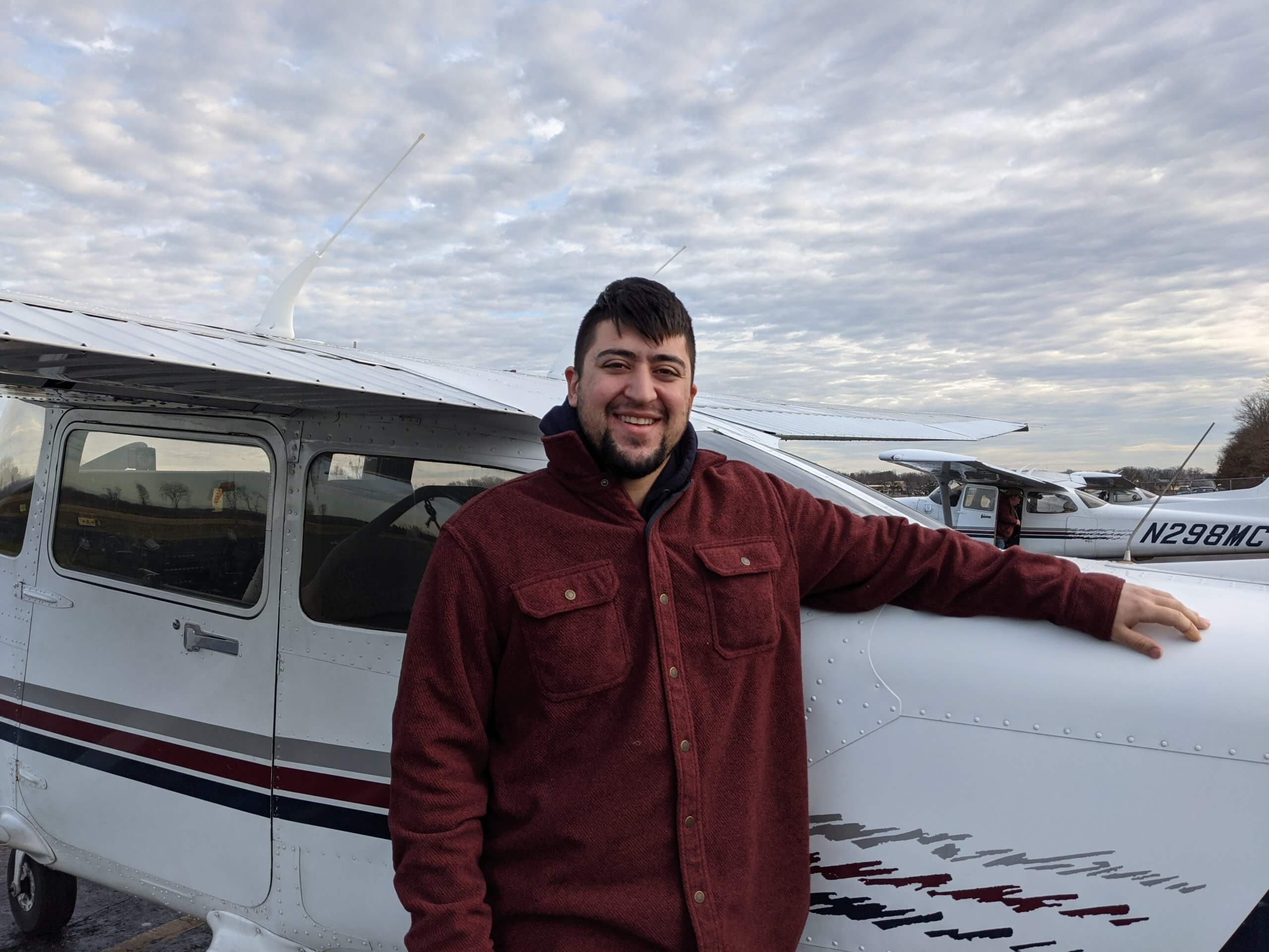 Nick Pengue - CFI at Princeton Flying School