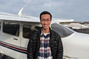 Wesley Chin - CFI at Princeton Flying School