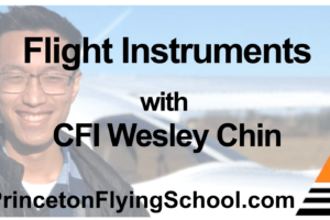 Flight Instruments Zoom Presentation with CFI Wesley Chin