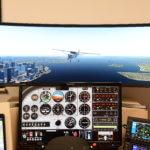 Flight Simulator – Garmin G430/G530 at Princeton Flying School